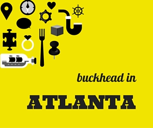 Atlanta Neighborhood Of Buckhead