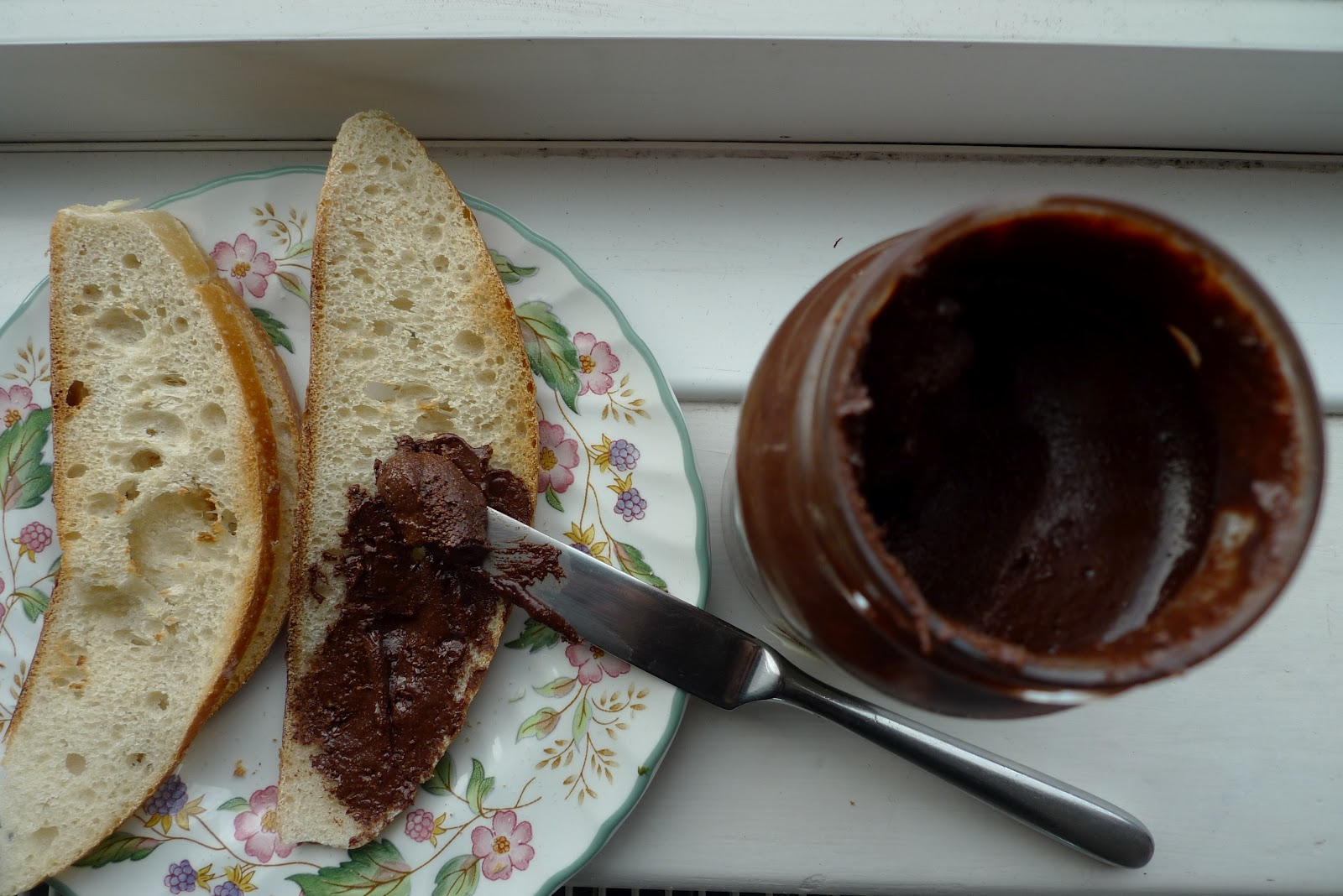 Better Than Nutella (Chocolate-Hazelnut Spread) Recipe ...