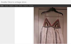 Visit my vintage store