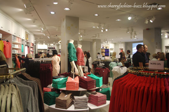 H&M Latvia, First floor, Jumpers and cardigans in H&M