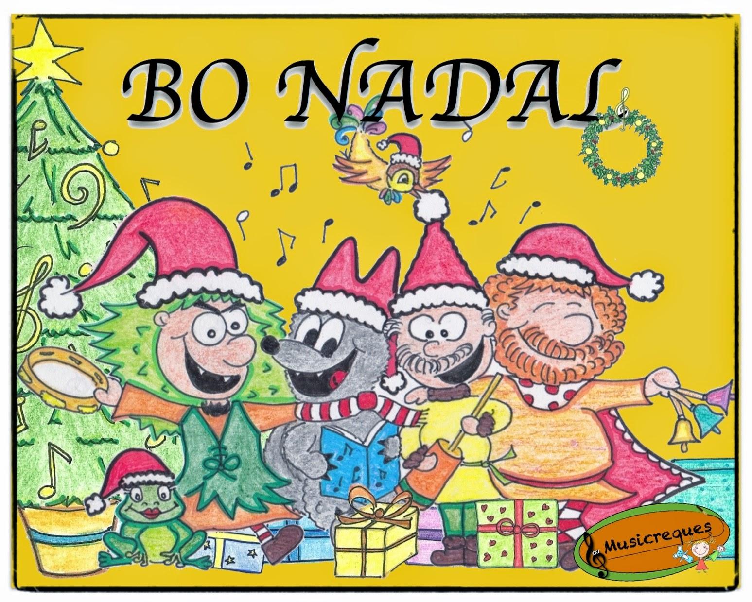 Musicreques deséxavos un Bo Nadal!
