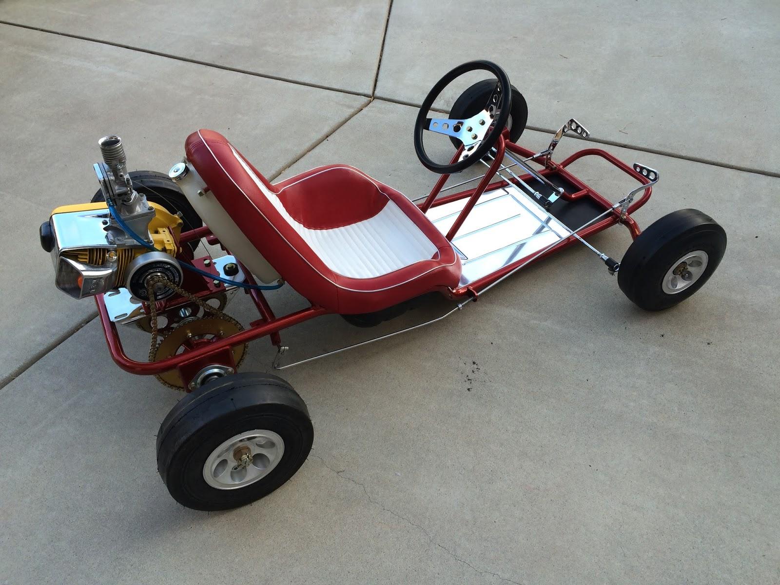 Cary\'s Corvettes: The Fox Kart