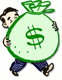 Saco de dinheiro