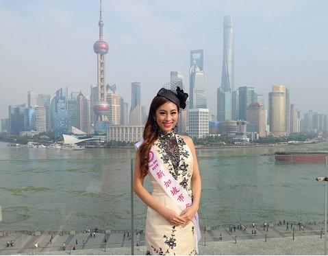 Miss Global City 2015 - Beijing/Shanghai