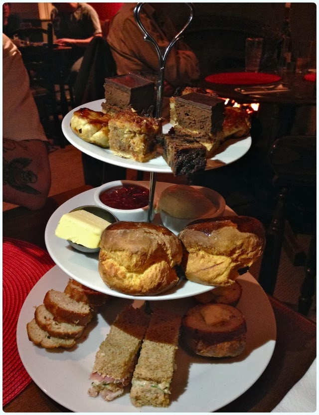 Parkers Arms - Afternoon Tea