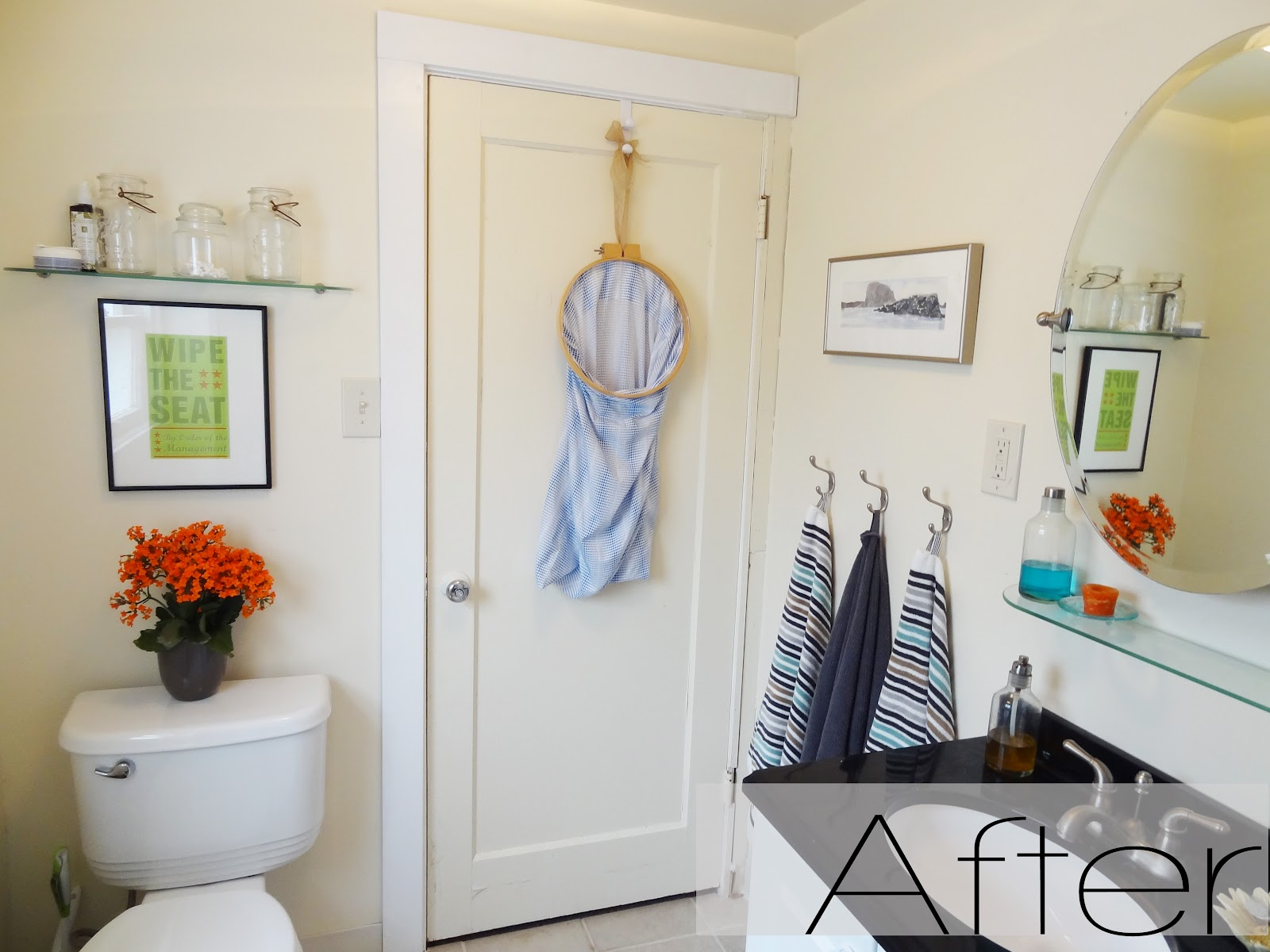 Do you have any quick and budget friendly updates  I d love to see them. DIY    A Budget Friendly and Quick Bathroom Makeover   Revamp