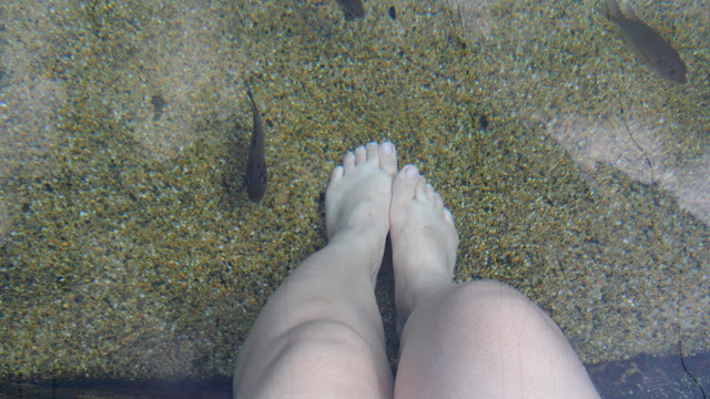 fish spa, doctor fish, travel blogger philippines, filipino travel blogger,