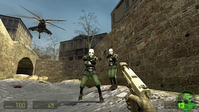 half life 2 videojuegos