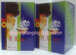 Aneka Teh Pelangsing: Sliming Herb Tea ( Teh Hijau Celup ...