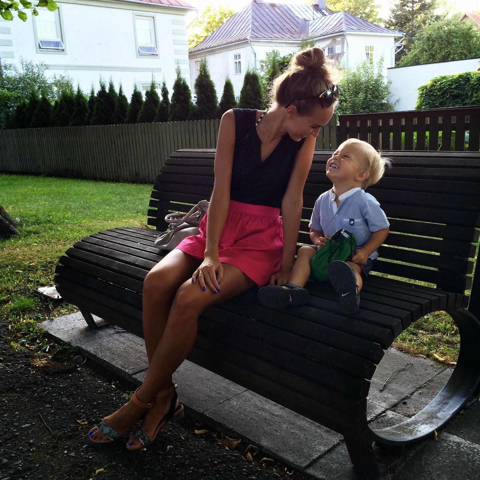 kristjaana mere mommy toddler