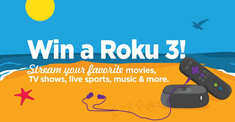Roku player coupon