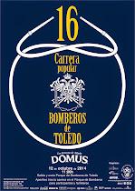 XVI Carrera Popular Bomberos de Toledo