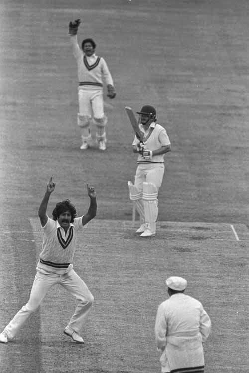 New Zealand vs Pakistan 1983