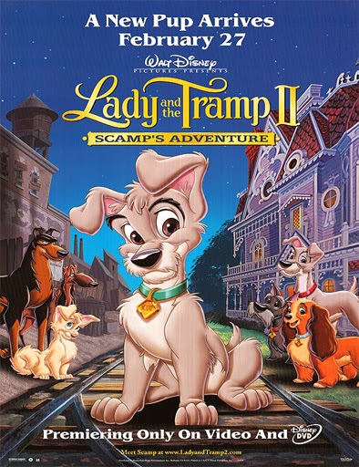 Ver La dama y el vagabundo 2 (Lady and The Tramp II) (2001)