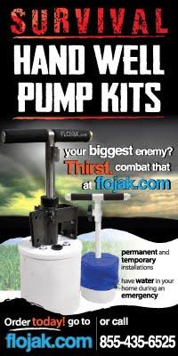 Flojak Handwell Pump