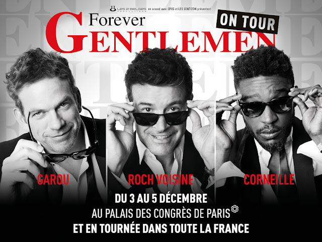 Forever Gentlemen, On Tour