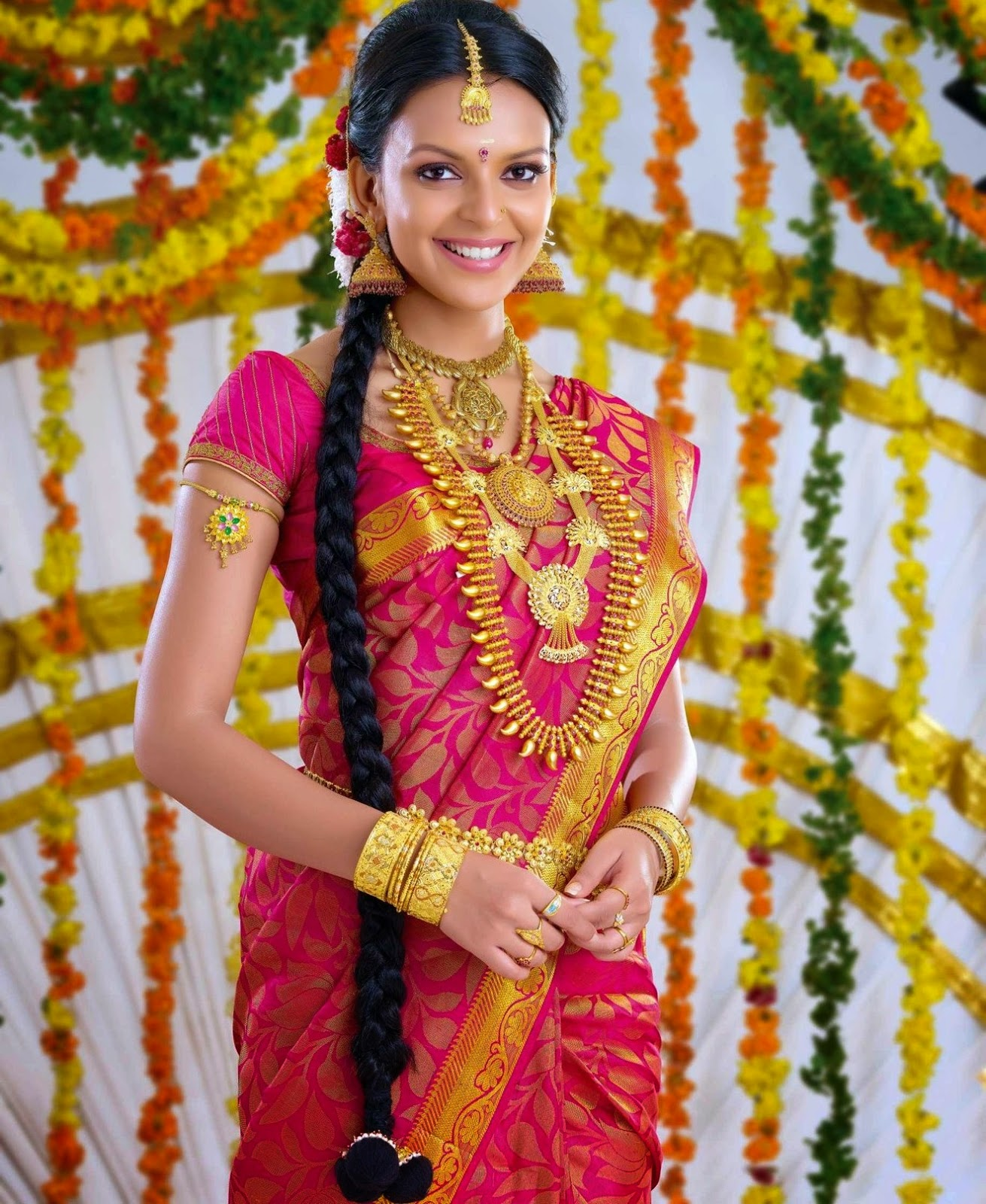 South Indian Bridal Wedding Jewelry 2014 - 2015 HD ...