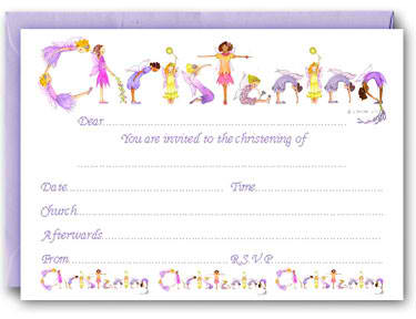 Christening Graphics