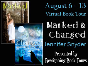 {Book Review} Marked by Jennifer Snyder