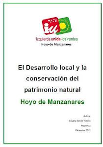 El Desarrollo Local y la Protección del Medio Natural. Hoyo de Manzanares