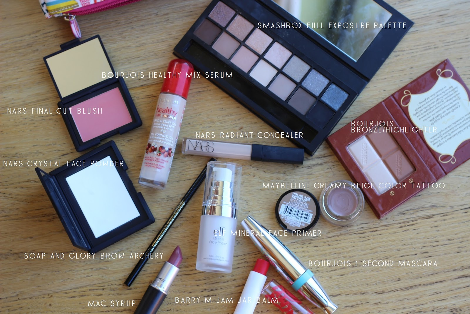 Weekend Beauty Travel Contents