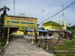 Foto Pulau Penyengat Kepri