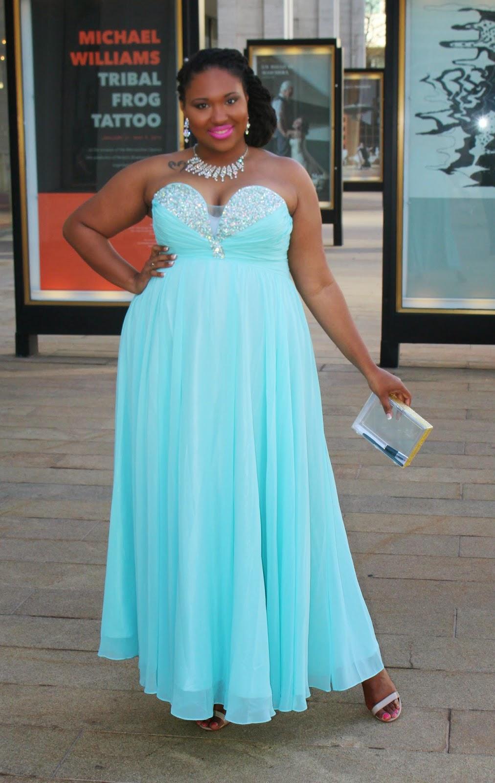 Prom Girl 2015 | Curvy Fashion