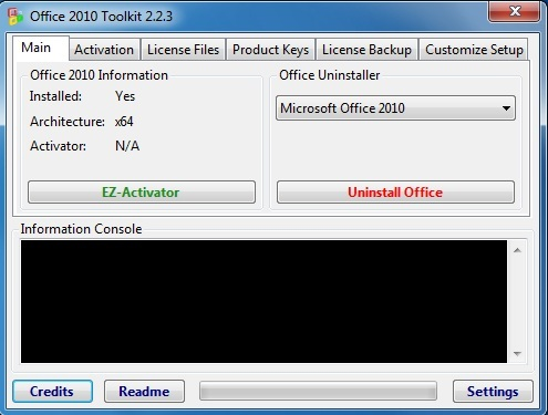 download office 2010 toolkit 2.3.2