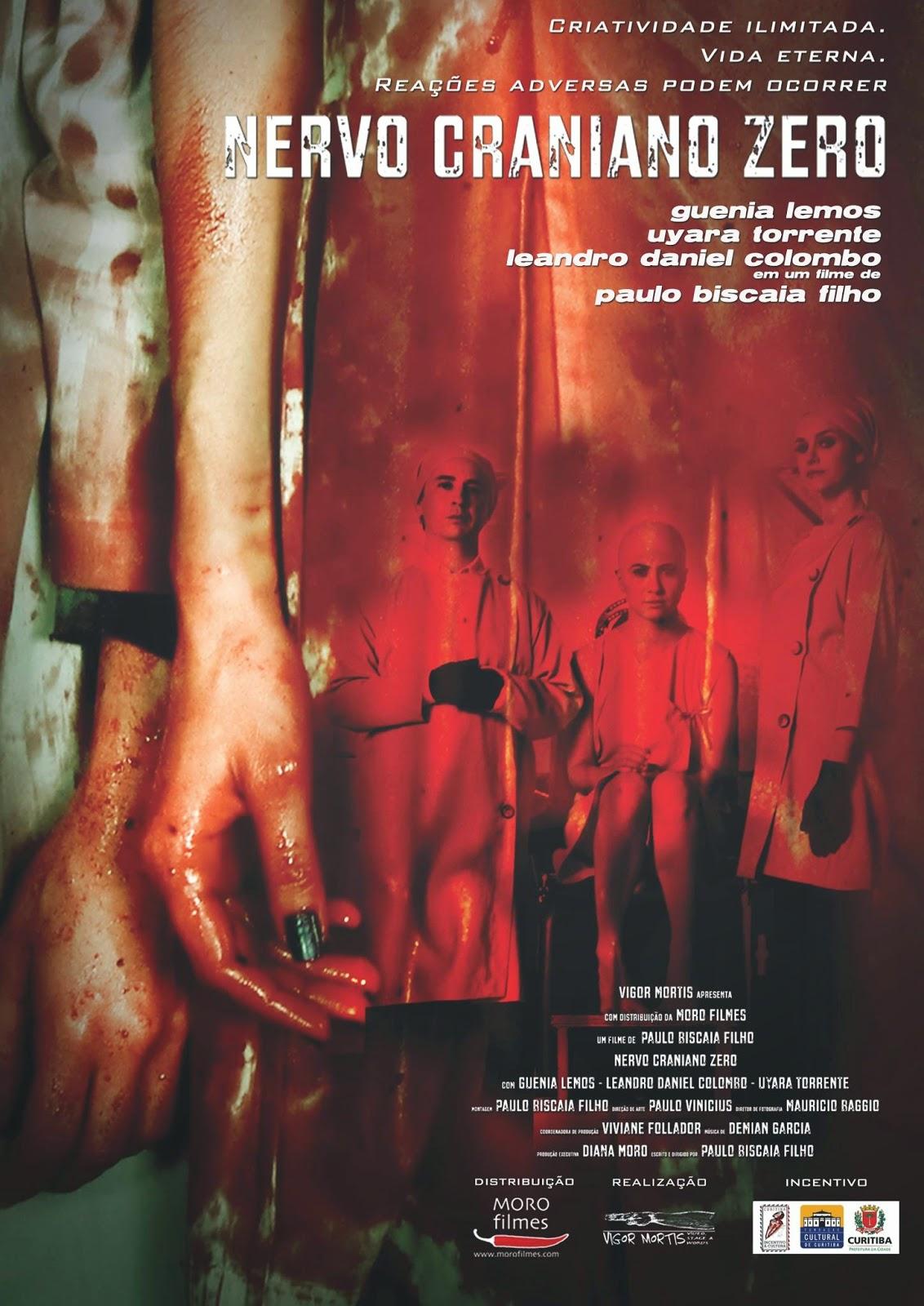 Nervo Craniano Zero – Nacional (2012)