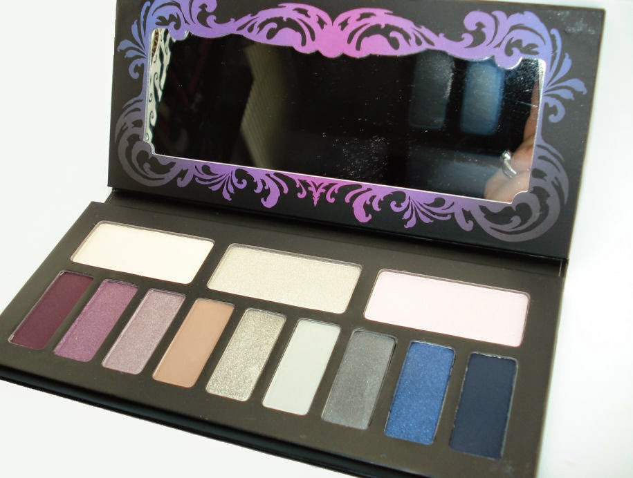 Kat Von D Chrysalis Eyeshadow Palette Review And Swatches