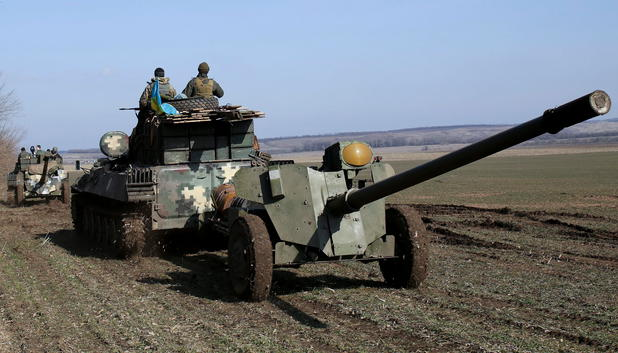 Russia urges Ukraine to to leave