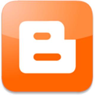 icon blogger