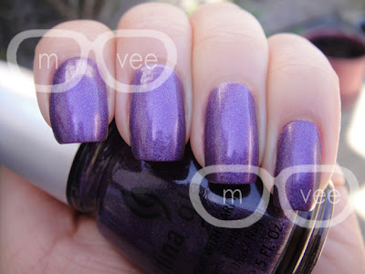 China Glaze LOL collection swatches