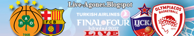 Euroleague final four 2012