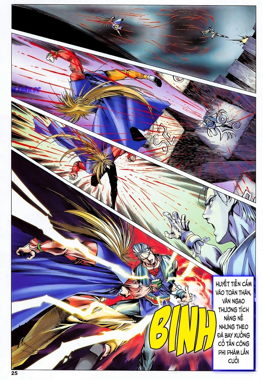 Lục Đạo Thiên Thư chap 47 - Trang 27