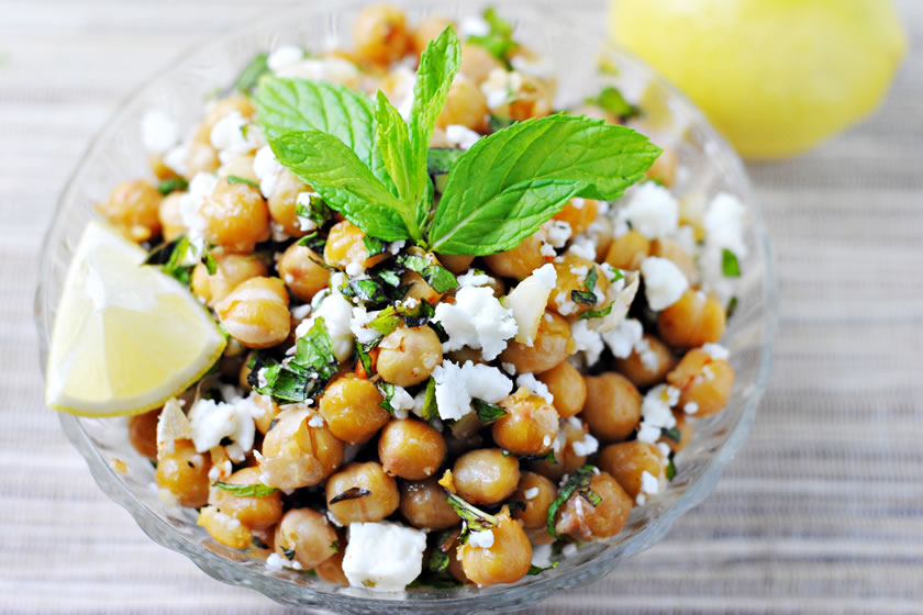 Chickpeas are Among Foods That Improve Sleep