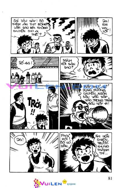 Jindodinho - Đường Dẫn Đến Khung Thành III  Tập 12 page 81 Congtruyen24h