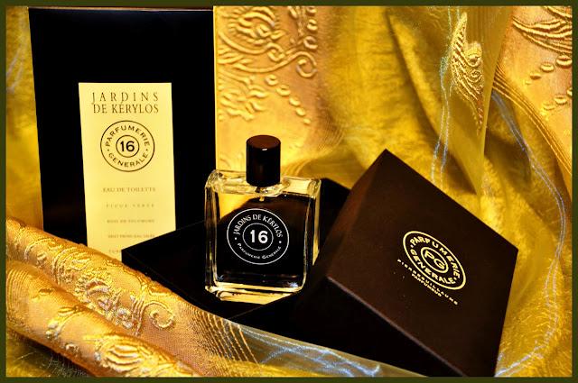 Parfumerie Generale Jardins de Kerylos PG16