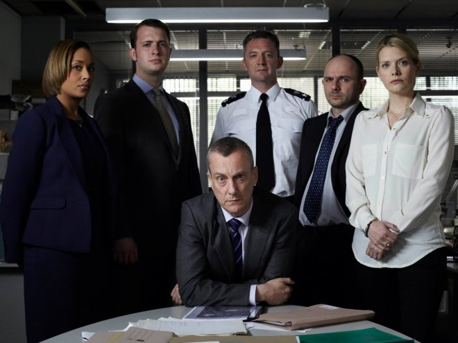 DCI Banks is on the case
