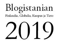 Blogistania kirjallisuuspalkinnot 2019 - Äänestysohjeet