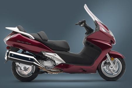 Honda Moped on Honda Scooter Riding Gear