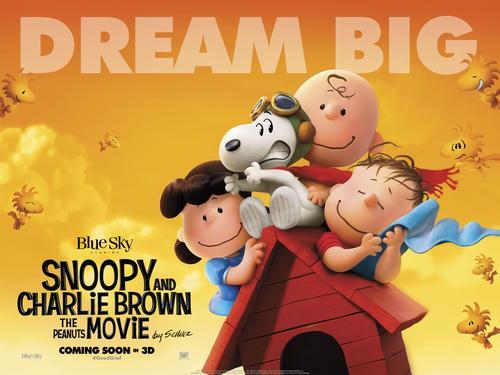 Snoopy & Charlie Brown: Peanuts Torrent - DVDRip