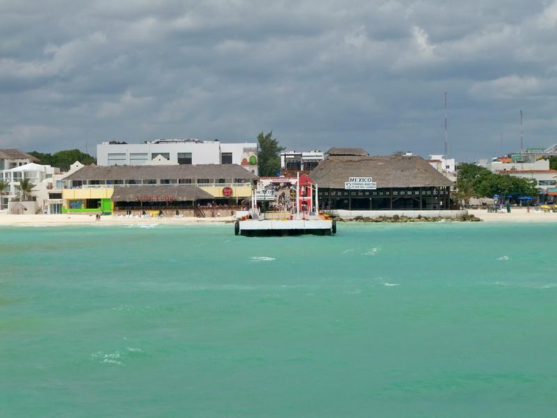 Fotos del Muelle de Playa del Carmen