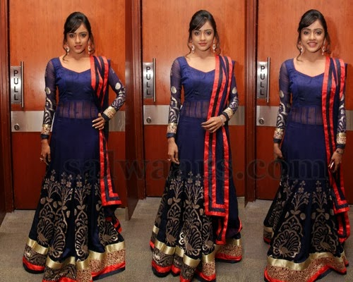 Vithika Long Salwar Suit