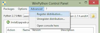 Download WinPython 32bit 3.4.3.3