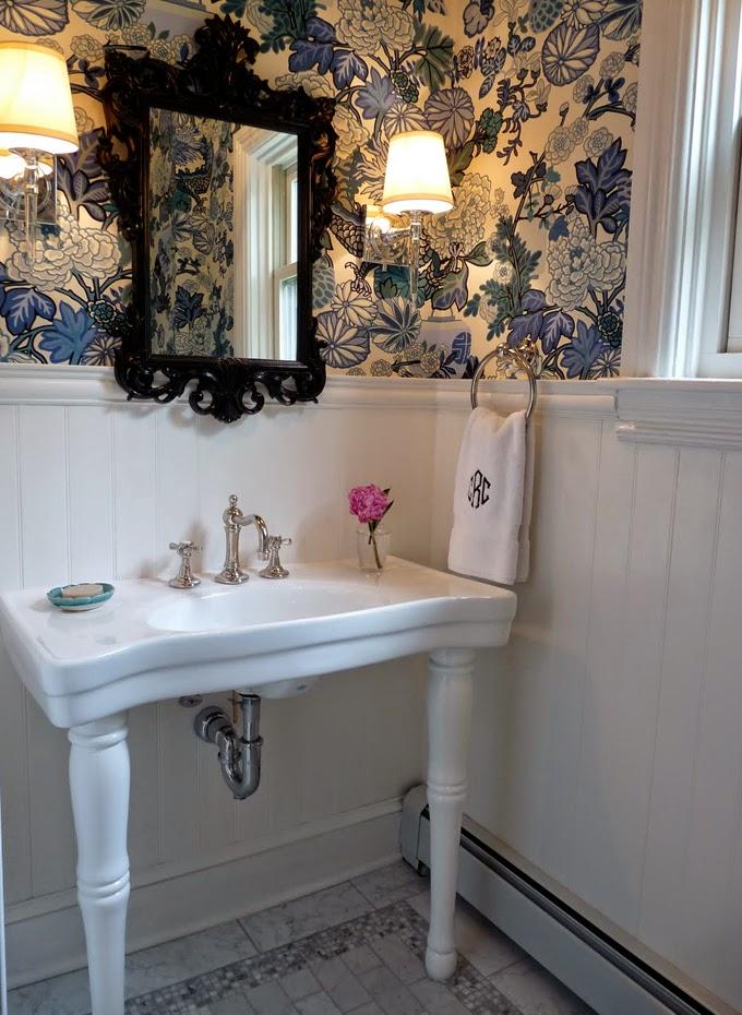 Baño Quimico Pequeno:Papel pintado para baños ~ Me gusta el Papel Pintado