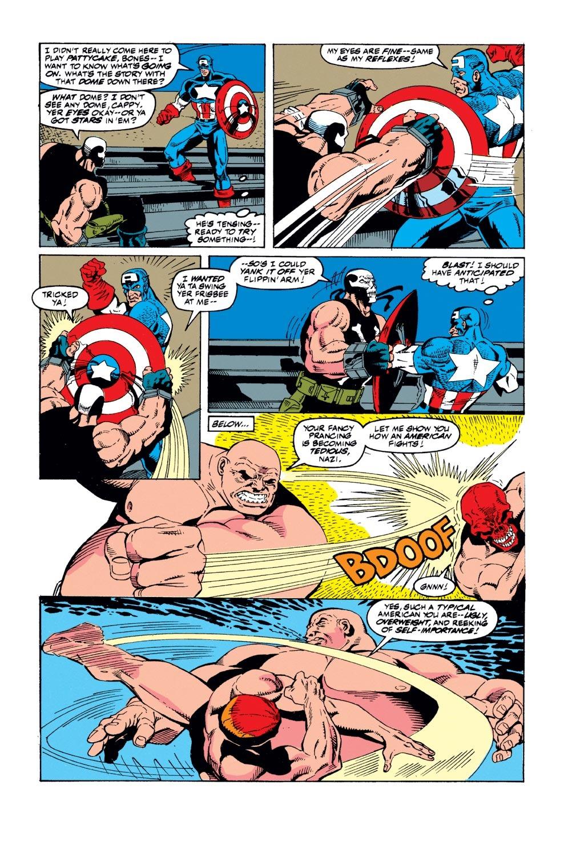 Captain America (1968) Issue #378 #311 - English 10