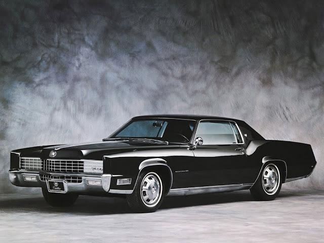 Cadillac Eldorado | キャデラック・エルドラド 7-8代目(1967-78)