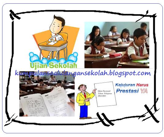 Kumpulan Soal Ujian Sekolah (US) SD Kelas 6 Mapel Lengkap