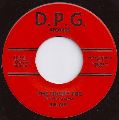 Sir Guy - Fricky Fog - I Cried